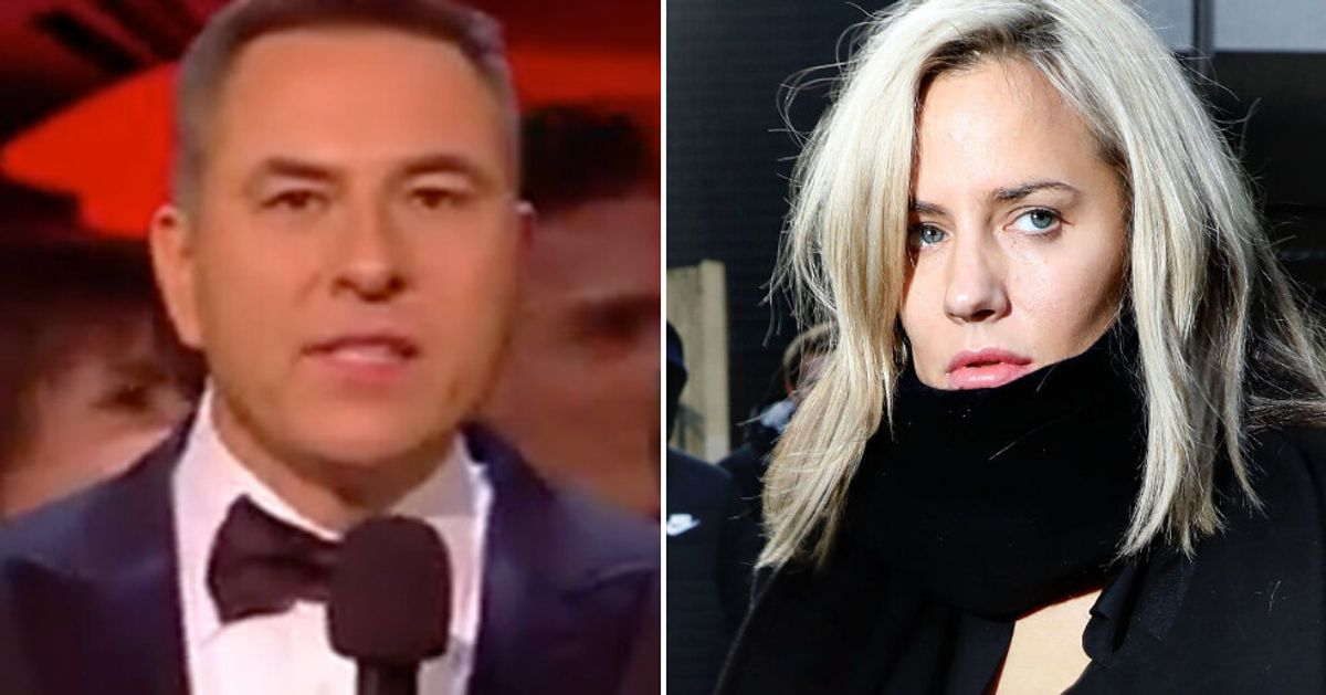 NTAs 2020 Host David Walliams Booed For Caroline Flack Joke