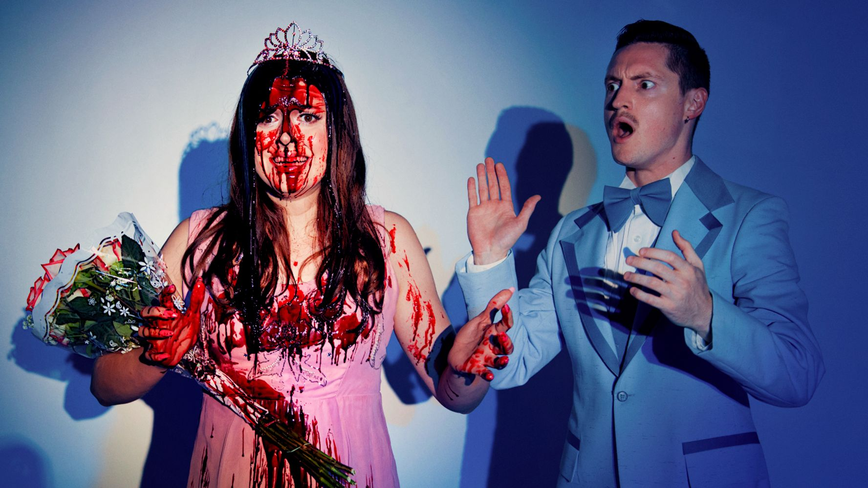 New York Pop Duo Gives Stephen King's 'Carrie' A Queer Inclusive Revamp