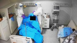 신종 코로나바이러스 세 번째 확진 환자가 전한