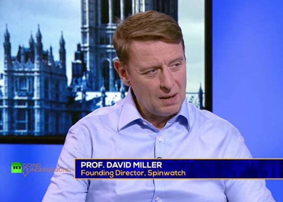 <strong>Professor David Miller teaches political philosophy at the University of Bristol.</strong>