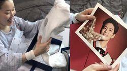 박슬기를 감동시킨 박보검의 '출산 축하 선물'