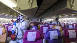 Κορονοϊός - έκτακτα μέτρα: Aεροπορικές εταιρείες κόβουν ζεστά γεύματα, περιοδικά και