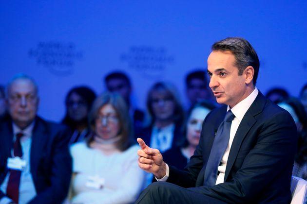 Μητσοτάκης: «Στα μέσα του 2020 θα θέσω επισήμως το ζήτημα της μείωσης του πρωτογενούς