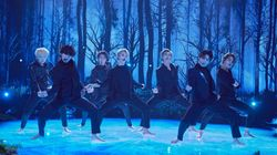 방탄소년단이 미국 방송에서 '블랙 스완' 무대를 최초
