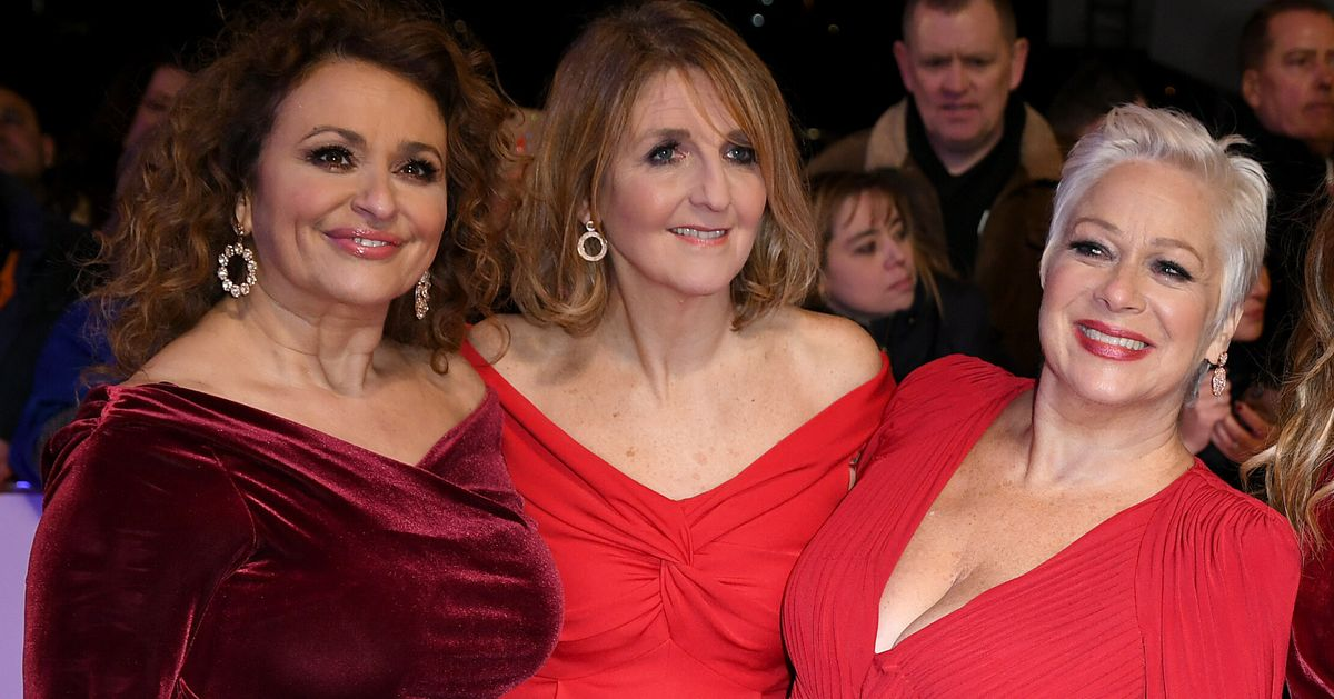NTAs 2020: Loose Women Stars Have A Serious Case Of Sour Grapes Over This Morning's Win