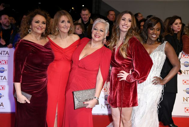 NTAs 2020: Loose Women Stars Have A Serious Case Of Sour Grapes Over This Mornings Win