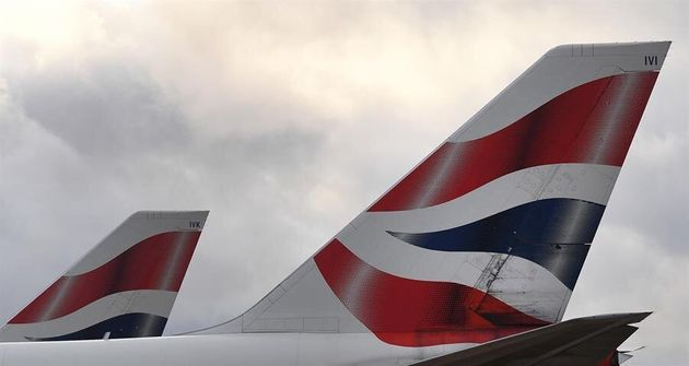 British Airways suspende todos los vuelos a China