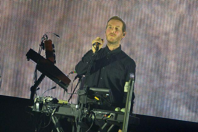 Οι Massive Attack στο Release Athens, στην Πλατεία