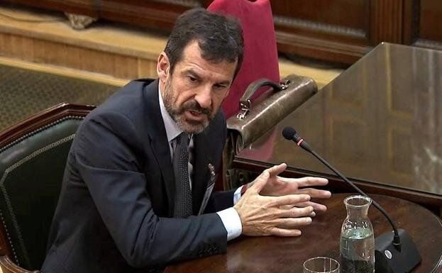 El comisario de los Mossos d'Esquadra Ferran