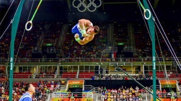Λευτέρης Πετρούνιας, η στιγμή που έγραψε ιστορία στο Ρίο.
