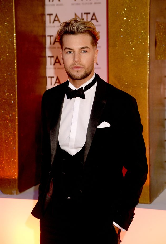 Chris Hughes Addresses Altercation With Paparazzi Following NTAs, As Police Confirm Investigation