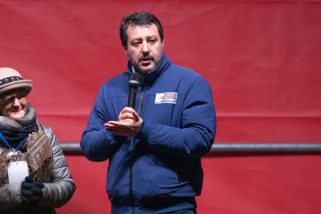 Salvini usa il Coronavirus contro il