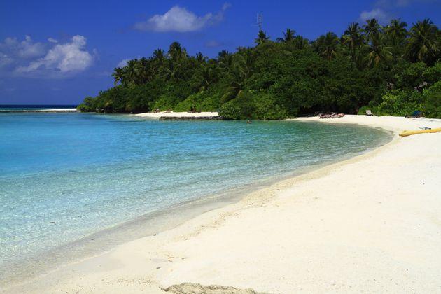 Foto de una playa