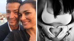 """""""L'amore regala vita"""". Alena Seredova è incinta: è il primo figlio con Alessandro"""