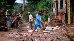 Chuvas em Minas Gerais provocaram 53 mortes, principalmente por