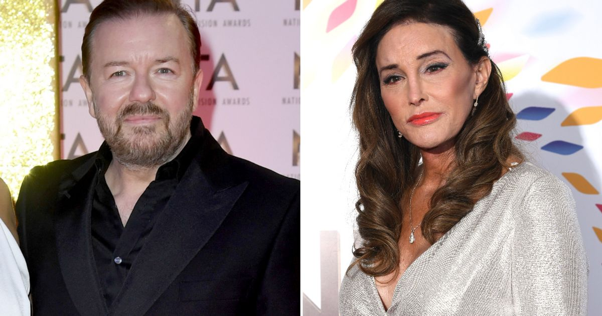 Ricky Gervais Speaks Out About Supposed 'Run-In' With Caitlyn Jenner At The NTAs