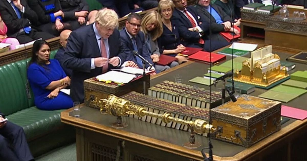 Tory Divisions On HS2 Laid Bare As Boris Johnson Promises Decision 'Very Shortly'