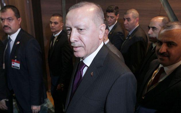 Ερντογάν: Η Ρωσία δεν σέβεται τις συμφωνίες που υπέγραψε για τη βορειοδυτική
