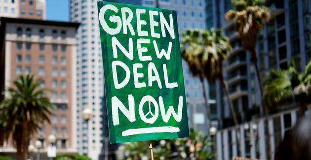 Green new deal, la via nell'acqua e nei