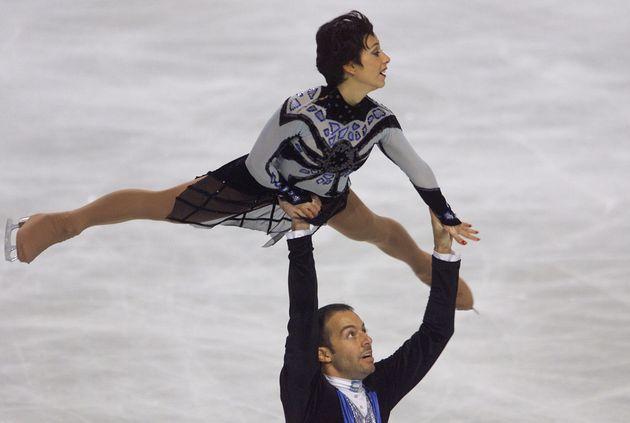 Le patinage artistique français aujourd'hui touché par des cas de violences sexuelles....