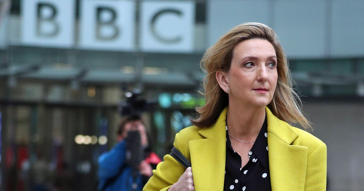 Victoria Derbyshire Takes BBC Bosses To Task As She Live Tweets Meeting Announcing News Cuts