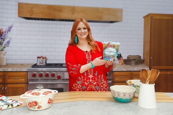 "Ree Drummond, aka ""The Pioneer Woman,"" hosts a show that focuses as much on her lifestyle as a wife on an Oklahoma ranch as it does on the food she cooks."