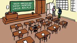La réforme du baccalauréat passe mal auprès des