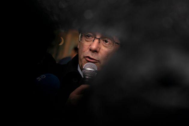 El expresidente catalán, Carles