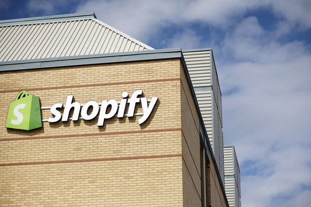 Shopify's office in Waterloo, Ont., is seen here in September 2018. The Ottawa-based company provides...
