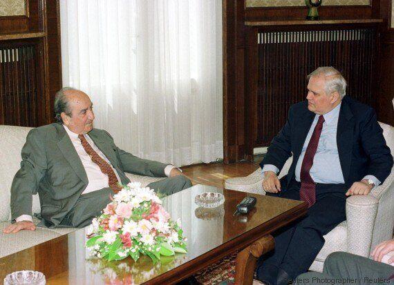 Πέθανε ο πρώην πρωθυπουργός Κωνσταντίνος