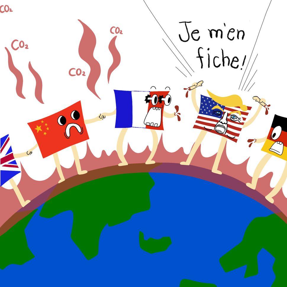 Accord de Paris sur le climat: la sortie des États-Unis oblige l'Europe à