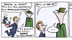 Emmanuel Macron cherche l'inspiration pour sa deuxième partie de