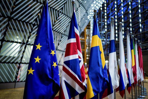 Ce 31 janvier, est la date du Brexit mais le Royaume-Uni ne fait pas ses valises tout de