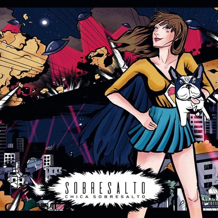 'Sobresalto', primer disco de Chica Sobresalto, Maialen de OT 2020.