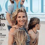La primera portada de Elsa Pataky con sus hijos tiene truco (y lo estás viendo aunque no te des