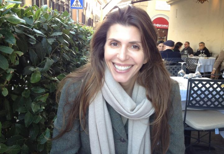 Jennifer Dulos (above) and Fotis Dulos were going through a bitter divorce and child custody proceedings when she vanished in