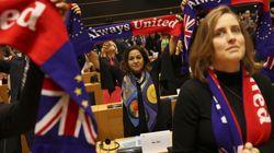 El emocionante gesto del Parlamento Europeo en la despedida de los diputados