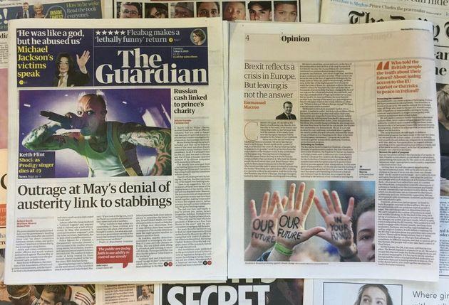 Stop alle pubblicità delle aziende di gas e petrolio: la decisione del Guardian per il