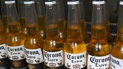 Non, vous ne contracterez pas le coronavirus en buvant une