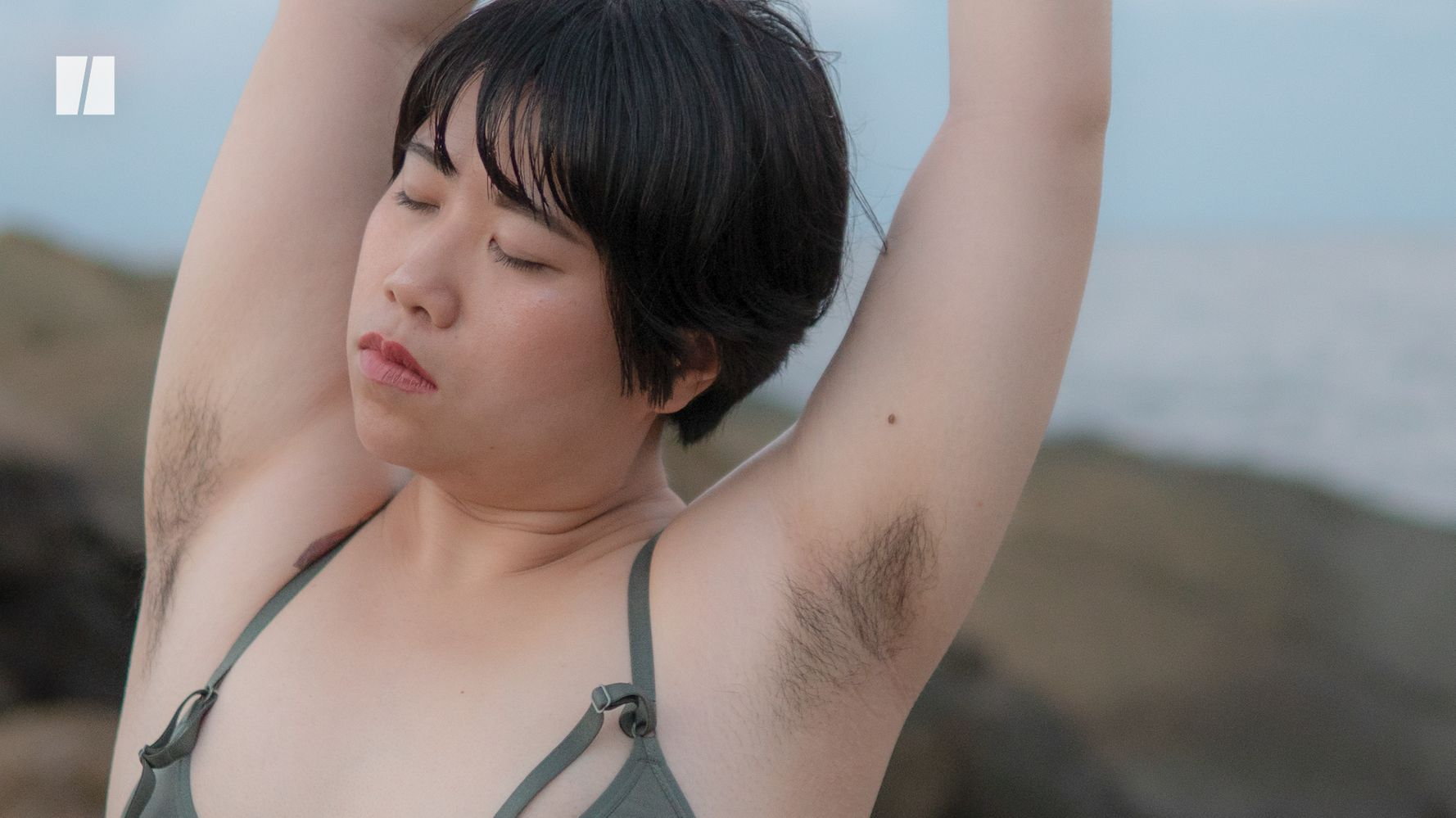 Millennial Women's Complicated Relationship With Body Hair