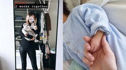 박주호 아내 안나가 셋째 출산 후 근황을