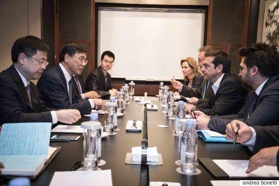 Συζητήσεις και επενδυτικά σενάρια για τον ΑΔΜΗΕ στη συνάντηση Τσίπρα με την κινεζική State