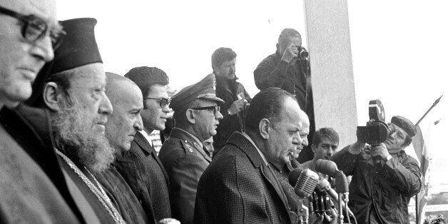 21 Απριλίου 1967: Αποφράς