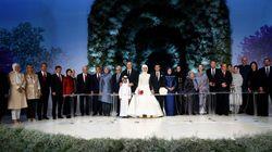 Ο Ερντογάν πάντρεψε τη μικρότερη κόρη του με μάρτυρα τον
