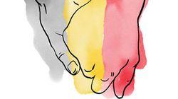 «Απαντώντας» στις επιθέσεις στις Βρυξέλλες με τολμηρά, οργισμένα, τρυφερά
