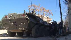 Ο Έλληνας δημοσιογράφος Θανάσης Αυγερινός μεταξύ δημοσιογράφων που στοχεύθηκαν από πυρά πυροβολικού στη