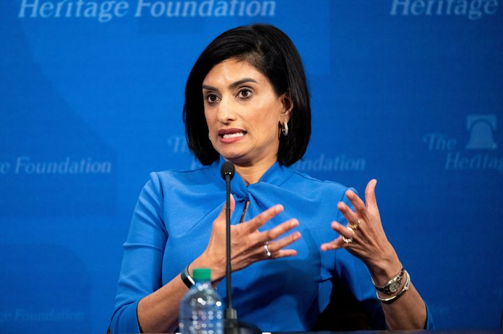 "Seema Verma, the Trump administration's head of Medicare and Medicaid, has long sought to scale back Medicaid for the ""able-b"