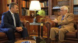 Επιμένει ο Παυλόπουλος στην ανάγκη σύγκλησης έκτακτης Συνόδου Κορυφής για το