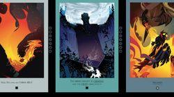Ίσως τελικά η...απάντηση για τον Jon Snow να κρύβεται στα υπέροχα, σκοτεινά, ψηφιακά πόστερ του GοΤ για τους θανάτους των ηρώ...