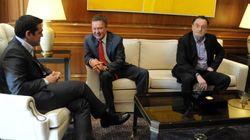 Συνάντηση Τσίπρα-Λαφαζάνη-Μίλερ: Σε καλό δρόμο οι συζητήσεις για τον